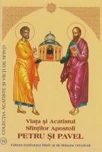 Viata Si Acatistul Sfintilor Apostoli Petru Si Pavel