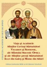 Viata Si Acatistele Sfintilor Marturisitori Visarion Si Sofronie