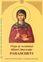 Viata Si Acatistul Sfintei Mucenite Paraschevi Din Roma