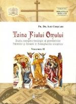 Taina Fiului Omului: Studiu Exegetic-teologic Al Prevestirilor Pătimilor şi Învierii în Evangheliile Sinoptice. Vol. Ii