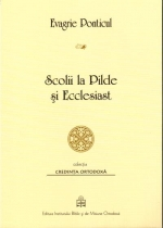 Scolii La Pilde Si Ecclesiast