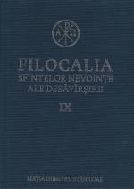 Filocalia Sfintelor Nevoinţe Ale Desăvârşirii- Vol 9 Cartonata