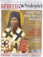 Sfinţii Ortodoxiei. Nr. 11 - Sfântul Iosif Cel Nou De La Partoş