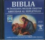 Cd- Biblia Pe înțelesul Micilor Creștini Abecedar Al Sufletului