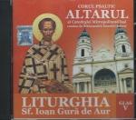 Cd- Liturghia Sf Ioan Gură De Aur