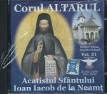 Cd- Acatistul Sf Ioan Iacob De La Neamt