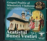 Cd- Acatistul Bunei Vestiri Vol 2