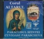 Cd- Paraclisul Sf Cuv. Parascheva