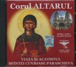 Cd- Acatistul și Viața Sf Cuv. Parascheva