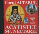 Cd- Acatistul Sf Nectarie