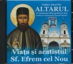Cd- Viața și Acatistul Sf Efrem Cel Nou
