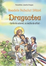 Roadele Duhului Sfânt - Vol.10. Dragostea Carte De Colorat Cu Multe De Aflat