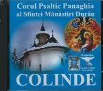 Cd- Corul Psaltic Panaghia Al Sfintei Mănastiri Durău. Colinde
