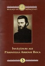 Învăţături Ale Părintelui Arsenie Boca Vol 5