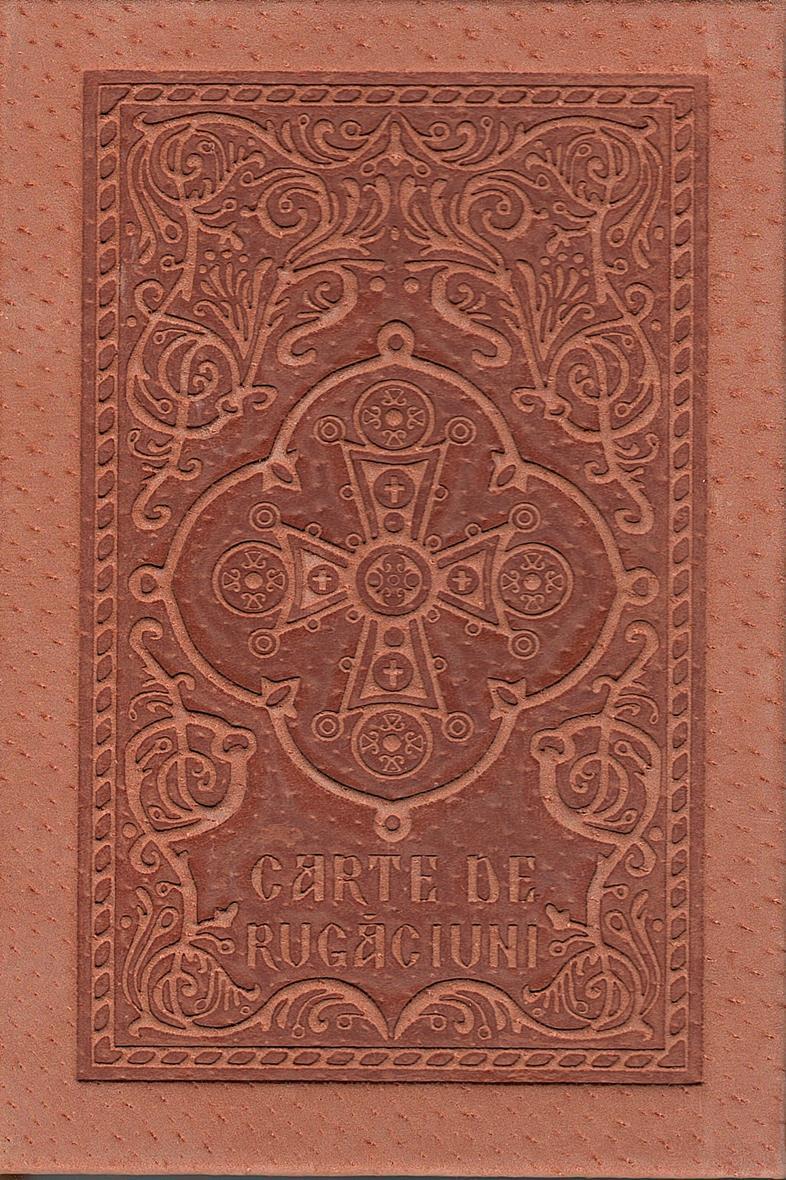 Carte De Rugăciuni (legată In Piele)