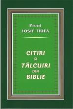 Citiri şi Tâlcuiri Din Biblie
