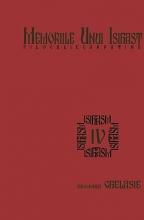 Memoriile Unui Isihast. Filocalie Carpatină- Vol 4