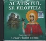 Cd- Acatistul Sf Filofteia
