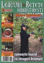 Leacuri şi Reţete Mănăstireşti. Nr 24 (octombrie-decembrie 2018)