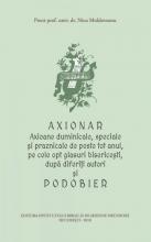 Axionar şi Podobier