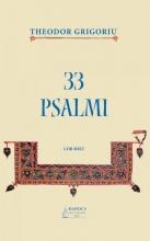 33 Psalmi – Cor Mixt – Notaţie Liniară