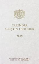 Calendar Creștin Ortodox Cu însemnări 2019