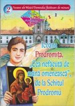 Icoana Prodromita De La Schitul Prodromul Vol 2.povestiri Pentru Cei Mici Si Pentru Cei Mari