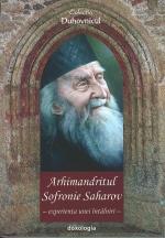 Arhimandritul Sofronie Saharov — Experiența Unei întâlniri