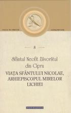Viața Sfântului Nicolae, Arhiepiscopul Mirelor Lichiei