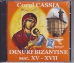Cd- Imnuri Bizantine Sec Xv- Xvii