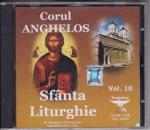 Cd- Sfânta Liturghie Vol. 10