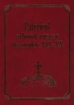 Patericul Athonit Rusesc Din Secolele Xix-xx
