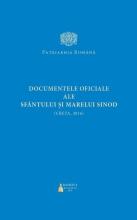 Documentele Oficiale Ale Sfântului și Marelui Sinod: (creta 2016)