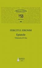 Psb    10 –fericitul Ieronim Epistole – Vol. 2