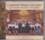 Cd- Cântările Sfintei Liturghii