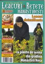 Leacuri Si Retete Manastiresti Nr 29 (august- Octombrie 2019)