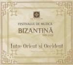 Cd- Festivalul De Muzica Bizantina Din Iasi 2018