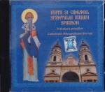 Cd- Viata Si Canonul Sfantului Ierarh Spiridon In Lectura Preotilor Catedralei Mitopolitane Din Iasi