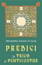 Predici La Triod şi Penticostar
