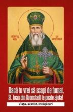 Dacă Tu Vrei Să Scapi De Fumat, Sf. Ioan De Kronstadt Te Poate Ajuta!