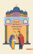Sfinţii Împaraţi Constantin şi Elena-pentru Copii