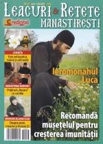 Leacuri şi Reţete Mănăstireşti. Nr. 33 (iunie - Iulie 2020)