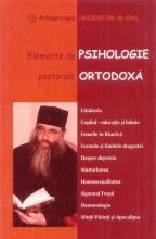 Elemente De Psihologie Pastorală Ortodoxă