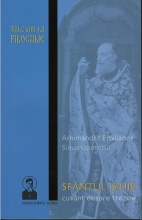 Talcuiri La Filocalie Vol 3- Sfantul Isihie Cuvant Despre Trezvie